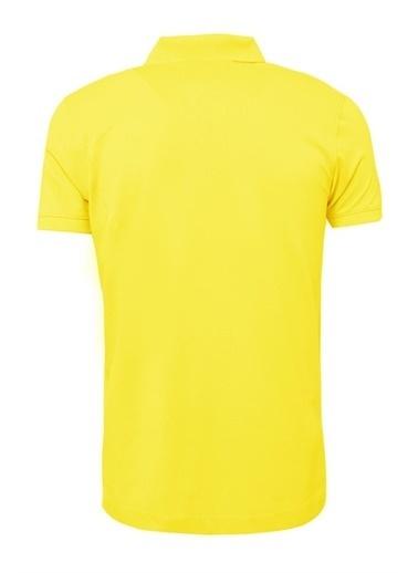 Lufian Tişört Sarı